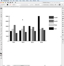 Adobe Charts And Graphs How To Create Graphs In Illustrator
