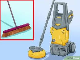 Garantierte dauertiefpreise, beratung und service bei hornbach. Betonboden Reinigen Mit Bildern Wikihow