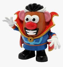 To explore more similar hd image on pngitem. Transparent Mr Potato Head Clipart Doctor Strange Potato Head Hd Png Download Kindpng
