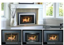 cost of gas fireplace inserts cost gas fireplace inserts