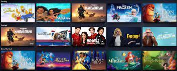 รีวิว Disney+ ประสบการณ์ไม่ต่างจาก Netflix  หนังเก่าเยอะแต่หนังใหม่ยังต้องสู้อีกยาว