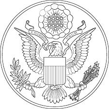 Presidential Seal Coloring Page With Us Navy Seal Coloring Page U S