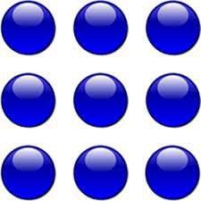 Trace the nine dots by using four straight lines. Thinking Outside The Box Ninedots Challenge Ninedots