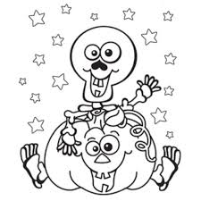 Small Picture Free Halloween Coloring Pages Printable Coloring Pages Kids