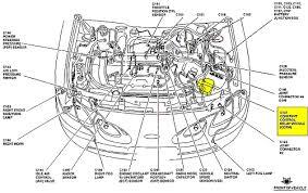 1996 escort radiator cooling fan will not run the 40 amp fuse Fuse Box Wiring Escort 2003 Fuse Box Wiring Escort 2003 #7 Fuse Box Wiring with Breaker