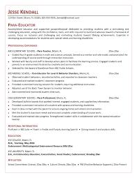 Resume Sample For Special Education Teacher Best Of Cover Letter For