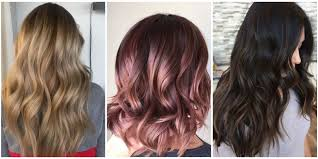 Hairstyle Color hair color ideas and styles for 2018 best hair colors and products 4016 by stevesalt.us