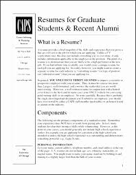 17 Format Of Graduate Students Resume Besttemplates