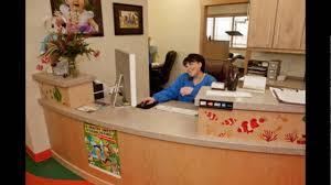 front desk dental office