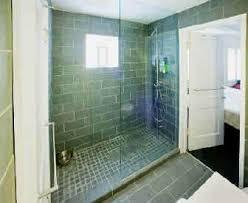doorless showers | Building a New Home: Doorless Showers