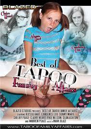 Best Of Taboo Family Affairs DVD Blazed Studios