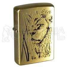 <b>Zippo</b> 204B <b>Proud Lion Zippo зажигалка</b> - Наша Сеть