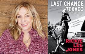 Rickie Lee Jones talks 'Last Chance ...