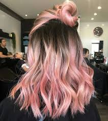 Love The Coolpink N Black Ombre