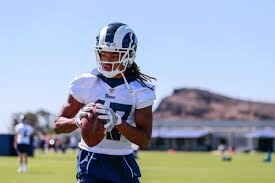 La Rams Te Depth Chart Ramon Richards Keeps Clearing Obstacles On Way To Nfl Dream