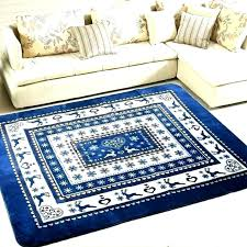 bright blue area rugs large and white fl sophisticated rug incredible royal