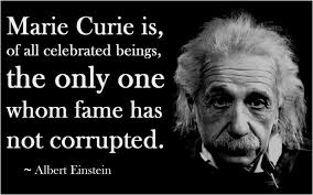Famous Marie Curie Quotes