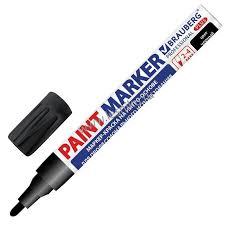 <b>Маркер</b>-краска лаковый <b>BRAUBERG PRO</b> PLUS 151445, 2-4 мм ...