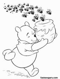 free printable coloring pages for kids winnie the pooh printable coloring pages for kids
