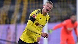 Bvb) aufstellen oder lieber den bremer schmid(gegen wolfsburg)? Bvb Fertigt Den 1 Fc Koln Ab Haaland Schreibt Bundesliga Geschichte