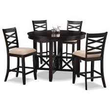 american signature furniture americana ii dining room 5 pc counter height dinette 399 99