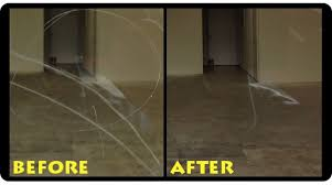 with our revolutionary glass scratch removal system
