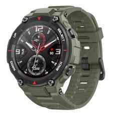 <b>Amazfit T</b>-<b>Rex</b> Army Green <b>Smart</b> Watches Sale, Price & Reviews ...