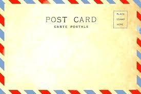 Envelope Template Free Download