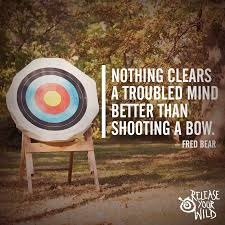 Archery Quotes Enchanting Logan Sighed Jaz Here's Your Bow Now Go Pray And Clear Your Head