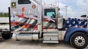 May Trucking Company Service One Transportation Will Participate In Helicopter