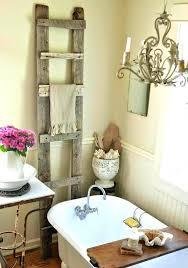 antique door knobs ideas.  Ideas Antique Door Ideas Decorating Wood Ladder Towel Rack    On Antique Door Knobs Ideas S