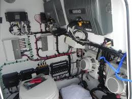 boat radio wiring boat schematic engine wiring diagram Boat Wiring Easy To Install Ezacdc Marine Electrical how to install wire main deck remote control marine radio on a on boat radio wiring