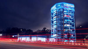Carvana Vending Machine Locations Beauteous 48storytall Car Vending Machine Opens In Houston
