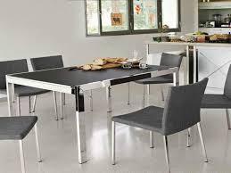 modern kitchen table. Modern Kitchen Tables Grey Table E