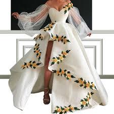 Printed <b>Fabric Sexy</b> Illusion Celebrity Red Carpet Dresses <b>2019</b> ...