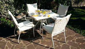 white iron patio furniture. Beautiful Patio White Iron Patio Furniture Image Of Outdoor Metal  Mesh On White Iron Patio Furniture P