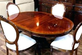 round dining table with leaf extension pedestal brilliant erfly