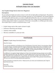16 Best Cover Letter Samples For Internship Wisestep Sample Email