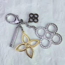 Designer Keychains Replica Replica Lv Louis Vuitton Love Birds Bag Charm And Key Holder