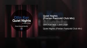 Paetzold Design Quiet Nights Florian Paetzold Club Mix