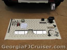 georgia fj cruiser accessories and upgrades factory tow hitch FJ Cruiser Camper at Fj Cruiser Tow Hitch Wiring Harness