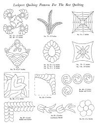 Lockport Hand Quilting Pattern Catalog – Q is for Quilter & Lockport Hand Quilting Pattern Catalog Adamdwight.com