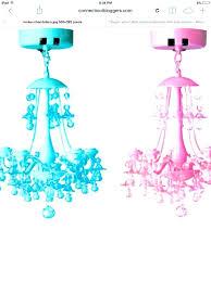 locker chandeliers