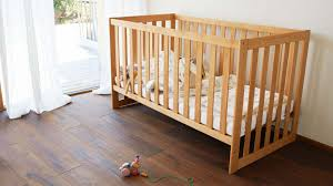 solid wood baby furniture. Mobile Child\u0027s Bed Made Of Solid Wood Baby Furniture T