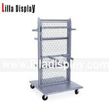 hot ing portable metal garment display rack metal shelves portable display shelves portable display shelves portable display shelves