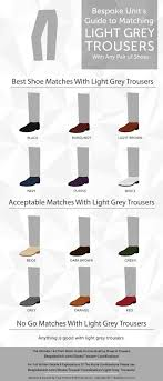 Light Grey Trousers Brown Shoes What To Shoes Wear With Light Grey Trousers Shoe Color