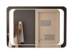 <b>Зеркало Mixline</b> 800x550 LED Backlight 544011 - Снатехника JD