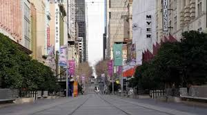 Melbourne, australia (ap) — the australian open will be allowed to continue but without crowds for at least five days after the victoria state government imposed a lockdown starting saturday in. Australia Sets Covid 19 Record As Melbourne Lockdown Struggles Hindustan Times