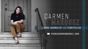 Carmen Marquez – Independent journalist
