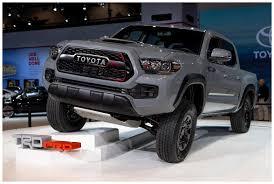 2018 Toyota Tacoma TRD Review; Gas Mileage, Specs, Interior ...